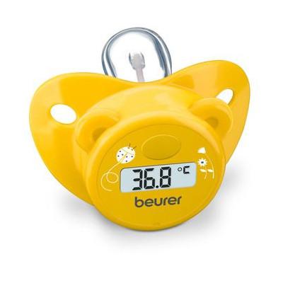 Thermomètre tétine sucette By 20 pour bébé - Beurer