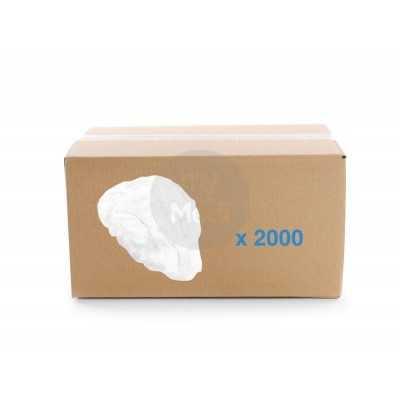 Carton de 2000 charlottes en pp 15g