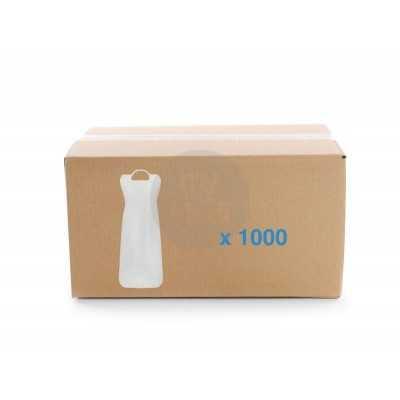 Carton de 1000 tabliers plastique