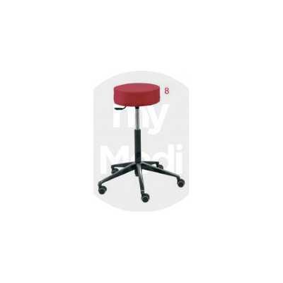 Tabouret Pivotant forme ergonomique - Ferrox
