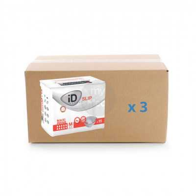 Slip  Maxi Prime M 3X15U - ID