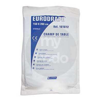 Champs de table stérile pour instruments - Euromédis