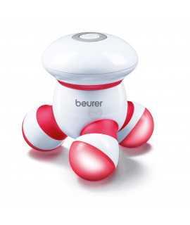 Mini Appareil Massage MG 16 - Par 8 - 4 Rouges + 4 Verts - Beurer