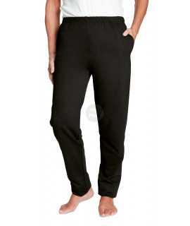 Pantalon Confort Femme Noir - Benefactor