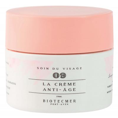 La crème anti-âge - 50 ml - Biotecmer