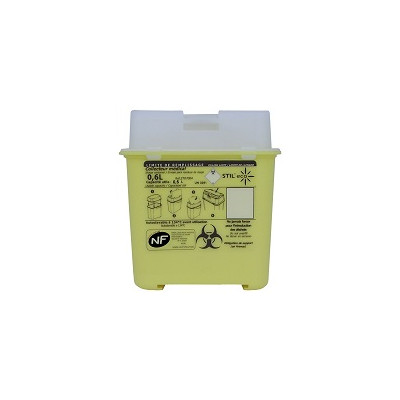 Collecteur mini STIL'eco mini 0,6L
