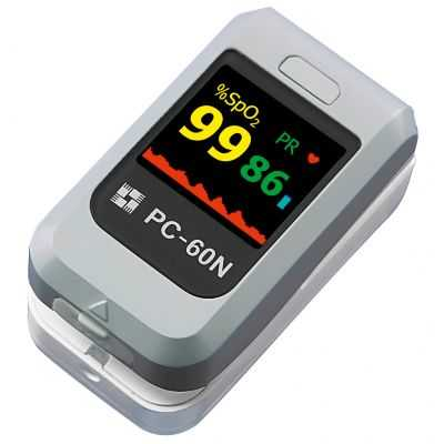 Oxymètre de Pouls PC-60N - EPIONE