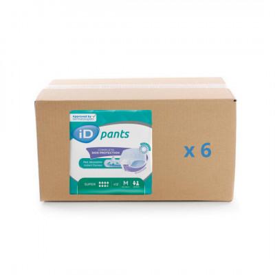 ID Pants Super - M - carton 6 X12U - ID Direct