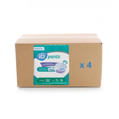 ID Pants Super - XL - carton 4 X12U - ID Direct
