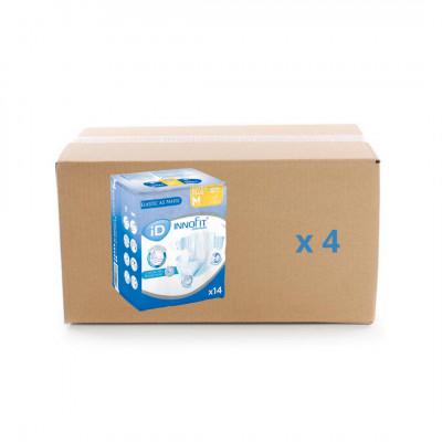 ID Innofit Premium Extra Plus - M - carton 4X14U - ID Direct