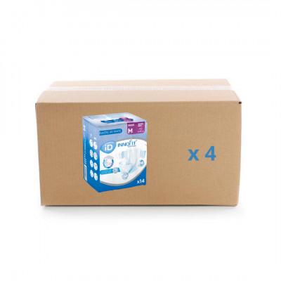 ID Innofit Premium Maxi - M - carton 4X14U - ID Direct