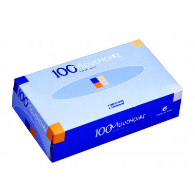 Mouchoir Euromedis x100
