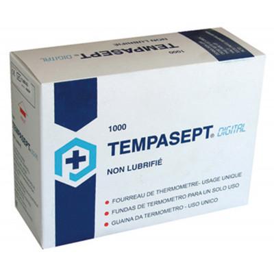 Protège Thermomètre Electronique Lubrifié Usage Unique