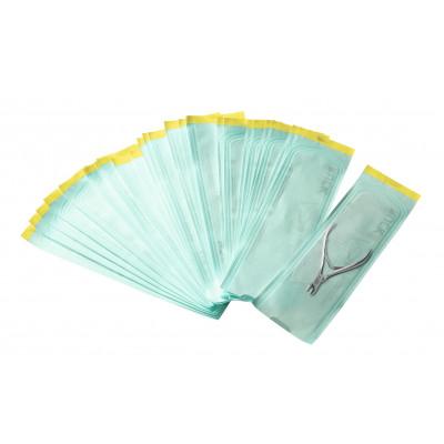 Sachets de stérilisation transparents - 23 cm - Ruck